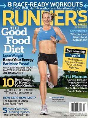 Runner's World Subscription